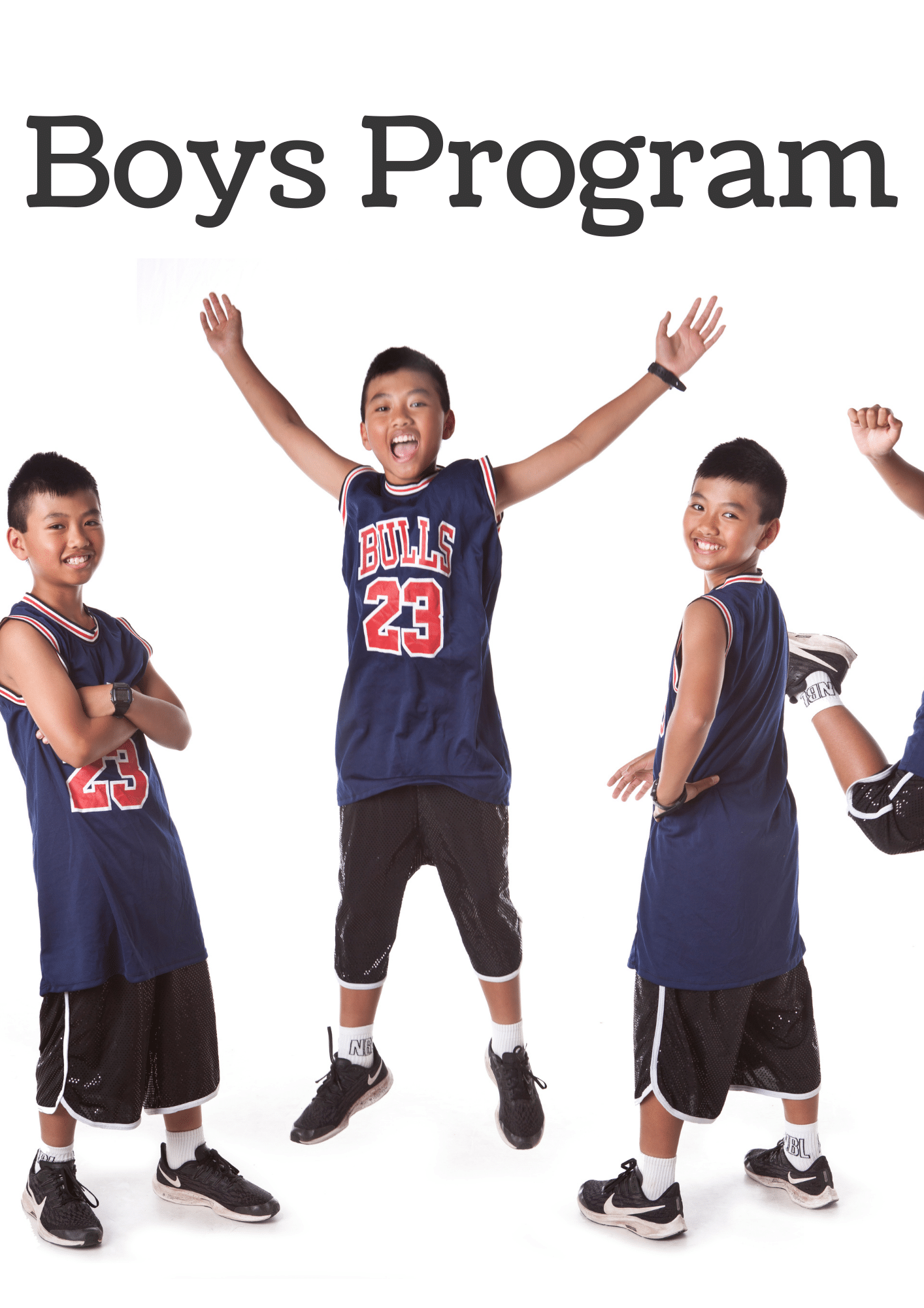 Image of 2021 Boys Program