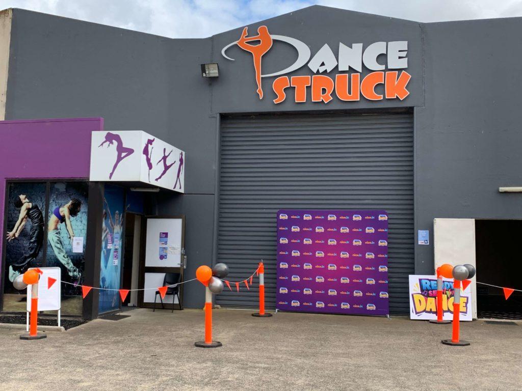 , Dance Studio Facility, DanceStruck